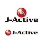 SaitoDesignさんのミャンマーへ日系で初進出!フィットネススタジオ「J-Active」のロゴへの提案