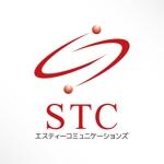 REVELAさんの「STC または エスティーコミュニケーションズ」のロゴ作成への提案