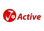 renamaruuさんのミャンマーへ日系で初進出!フィットネススタジオ「J-Active」のロゴへの提案