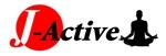 iris3024さんのミャンマーへ日系で初進出!フィットネススタジオ「J-Active」のロゴへの提案
