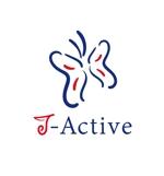 baeracr18さんのミャンマーへ日系で初進出!フィットネススタジオ「J-Active」のロゴへの提案