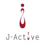 KAZU3さんのミャンマーへ日系で初進出!フィットネススタジオ「J-Active」のロゴへの提案