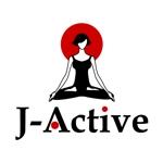 moon1058さんのミャンマーへ日系で初進出!フィットネススタジオ「J-Active」のロゴへの提案