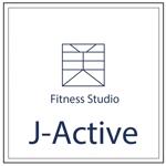 peace1969さんのミャンマーへ日系で初進出!フィットネススタジオ「J-Active」のロゴへの提案