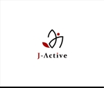 spinnersさんのミャンマーへ日系で初進出!フィットネススタジオ「J-Active」のロゴへの提案
