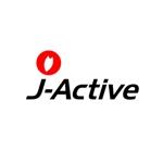 maru11さんのミャンマーへ日系で初進出!フィットネススタジオ「J-Active」のロゴへの提案
