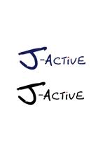 moritomizuさんのミャンマーへ日系で初進出!フィットネススタジオ「J-Active」のロゴへの提案