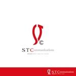 smoke-smokeさんの「STC または エスティーコミュニケーションズ」のロゴ作成への提案