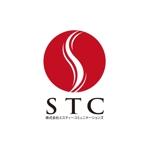 zianoさんの「STC または エスティーコミュニケーションズ」のロゴ作成への提案
