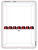 楽天の電子ブックリーダーKobo Glo専用ケースプリントデザインへの提案