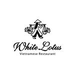 CMYKさんの新規開店のベトナム料理専門店 「White Lotus」のロゴへの提案