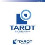 fs8156さんの「株式会社タロット」社の企業ロゴへの提案