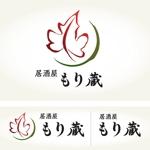 kdh2009さんの飲食店(居酒屋)のロゴへの提案