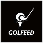 ゴルフシミュレーター販売会社「ゴルフィード」のロゴへの提案