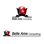 kotokiradesignさんの【ロゴ】シンガポールへの移住、節税、不動産・事業投資、ファンド業務の「Belle Ame Consulting Pte Ltd」への提案