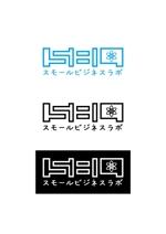 manji_nakamuraさんのスモールビジネスに関する調査・提言を行っていく活動「スモールビジネスラボ」のロゴへの提案