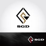 katsu31さんのロゴ作成依頼『SGD』への提案