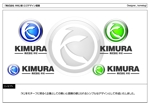 kometogiさんの建設関係と造船所関係の仕事をしています。株式会社 木村 のロゴへの提案