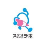 returnさんのスモールビジネスに関する調査・提言を行っていく活動「スモールビジネスラボ」のロゴへの提案
