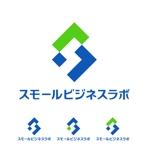 hdo-lさんのスモールビジネスに関する調査・提言を行っていく活動「スモールビジネスラボ」のロゴへの提案