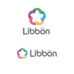 angieさんのキュレーションサイト「Libbon」のロゴへの提案