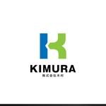 RIKU5555さんの建設関係と造船所関係の仕事をしています。株式会社 木村 のロゴへの提案