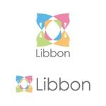 arizonan5さんのキュレーションサイト「Libbon」のロゴへの提案
