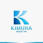 yuizmさんの建設関係と造船所関係の仕事をしています。株式会社 木村 のロゴへの提案