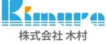 lncrs8028さんの建設関係と造船所関係の仕事をしています。株式会社 木村 のロゴへの提案