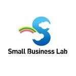atomgraさんのスモールビジネスに関する調査・提言を行っていく活動「スモールビジネスラボ」のロゴへの提案