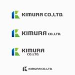 -TKN-さんの建設関係と造船所関係の仕事をしています。株式会社 木村 のロゴへの提案