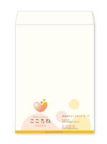 yunko_mさんの洋長3・角2封筒のデザインへの提案