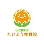 y-wachiさんの高齢者と子連れ女性の利便性に特化した整骨院のロゴへの提案
