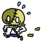 minami2525さんの【LINEスタンプ】ゾンビ+サラリーマン オリジナルキャラ(コンペ後+4万円でイラスト直接指名します)への提案