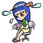 mickmanさんの【LINEスタンプ】ゾンビ+サラリーマン オリジナルキャラ(コンペ後+4万円でイラスト直接指名します)への提案