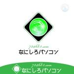 easelさんのパソコン生活応援サイト&サービス「なにしろパソコン」のロゴへの提案