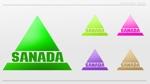 建設業 鳶の真田建設のロゴへの提案