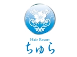 Emikoさんの美容室の店舗ロゴへの提案