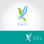 katsu31さんの美容室の店舗ロゴへの提案