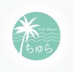 yama_junさんの美容室の店舗ロゴへの提案