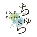 ai_0333さんの美容室の店舗ロゴへの提案