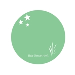 shin0y0shino501さんの美容室の店舗ロゴへの提案