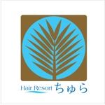 snail-81さんの美容室の店舗ロゴへの提案