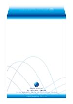 マーケティング新会社の封筒デザインへの提案