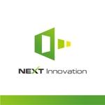 koji-okabeさんの新会社「NEXT INNOVATION」のロゴデザインをお願い致します!への提案