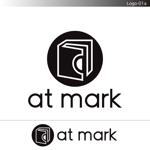 fs8156さんのブックカフェ併設の学び舎の企業ロゴへの提案
