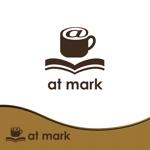 Tiz-TFAさんのブックカフェ併設の学び舎の企業ロゴへの提案