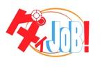 ポスティング媒体の求人広告サービス誌のロゴへの提案