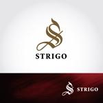 katsu31さんの自社ブランド「STRIGO」ロゴ作成への提案