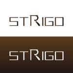 bara-a24さんの自社ブランド「STRIGO」ロゴ作成への提案